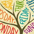 Os Dias da Semana e a Astrologia