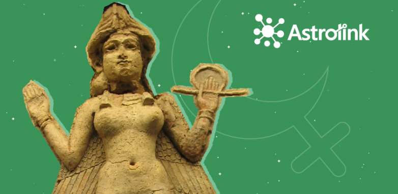 Lilith e o mito da descida de Inannah