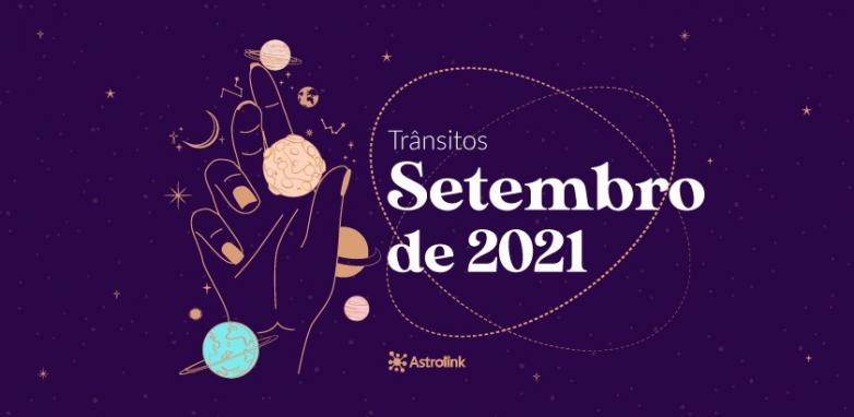 Previsões astrológicas para Setembro de 2021