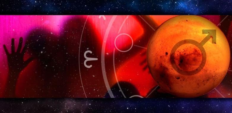 Marte e a energia sexual em cada signo