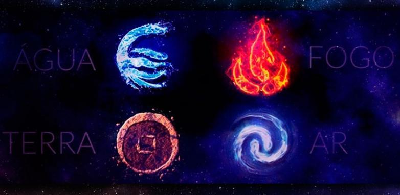 Entendendo os 4 Elementos
